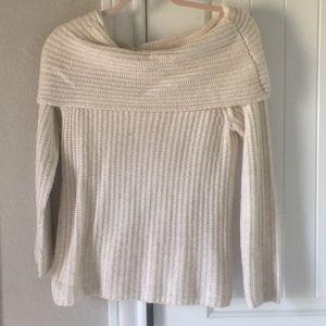 White House black market sweater size small